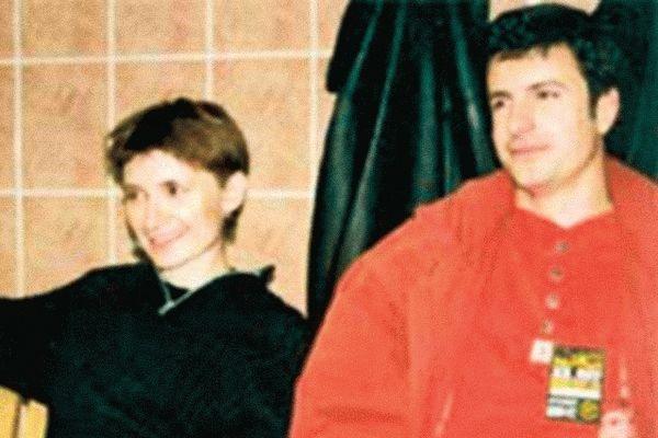 Диана и Константин Арбенины