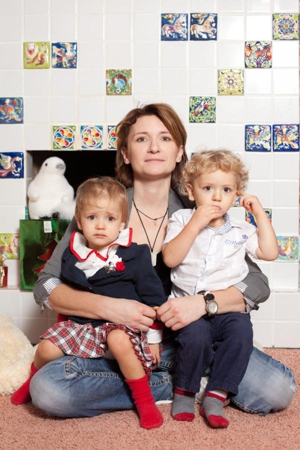 Арбенина долго скрывала детей от глаз общественности