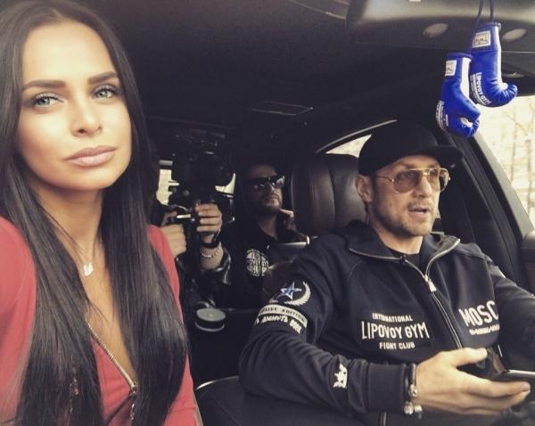 Романец и Александр Липовой