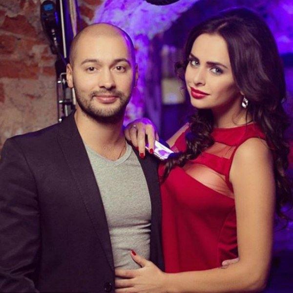 Виктория Романец и Андрей Черкасов