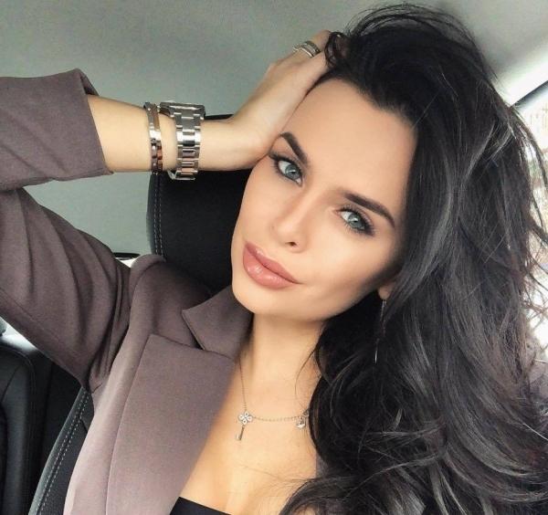 На фото: Виктория Романец