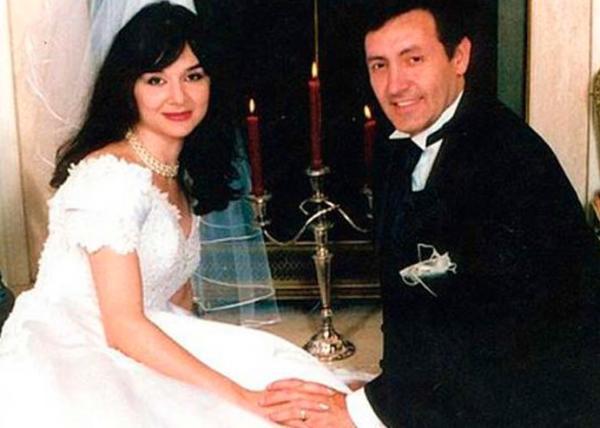 Марина Магомаева и Александр Козловский