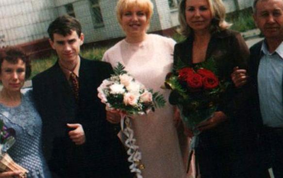 На фото: свадьба Екатерины Скулкиной и Дениса Васильева