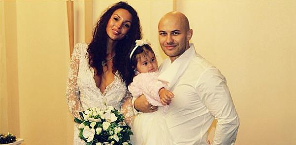 Свадьба Оксаны Самойловой и Джигана